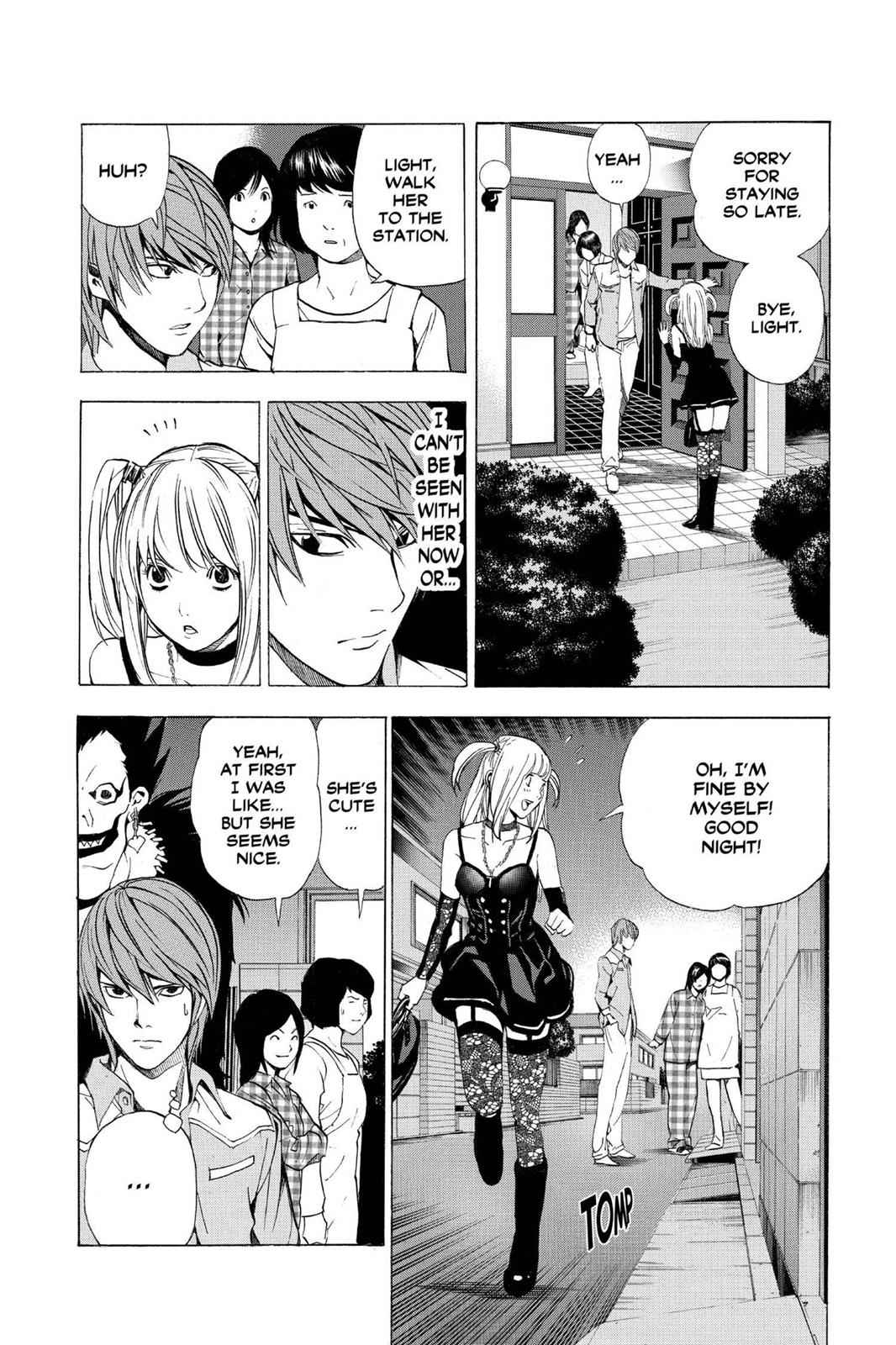 Death Note Chapter 30 Page 20