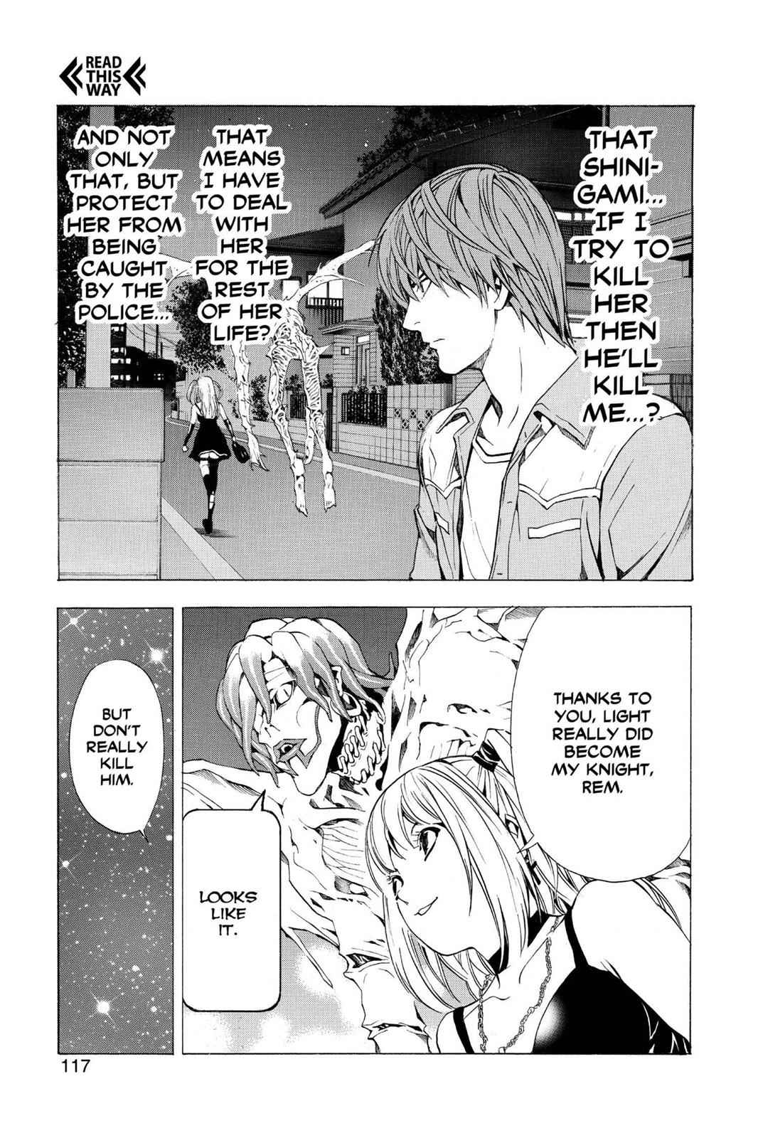 Death Note Chapter 30 Page 21