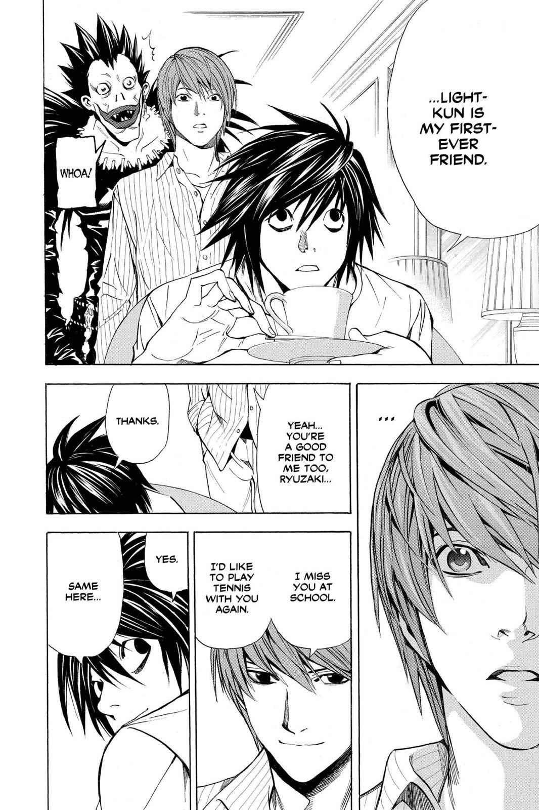 Death Note Chapter 31 Page 14