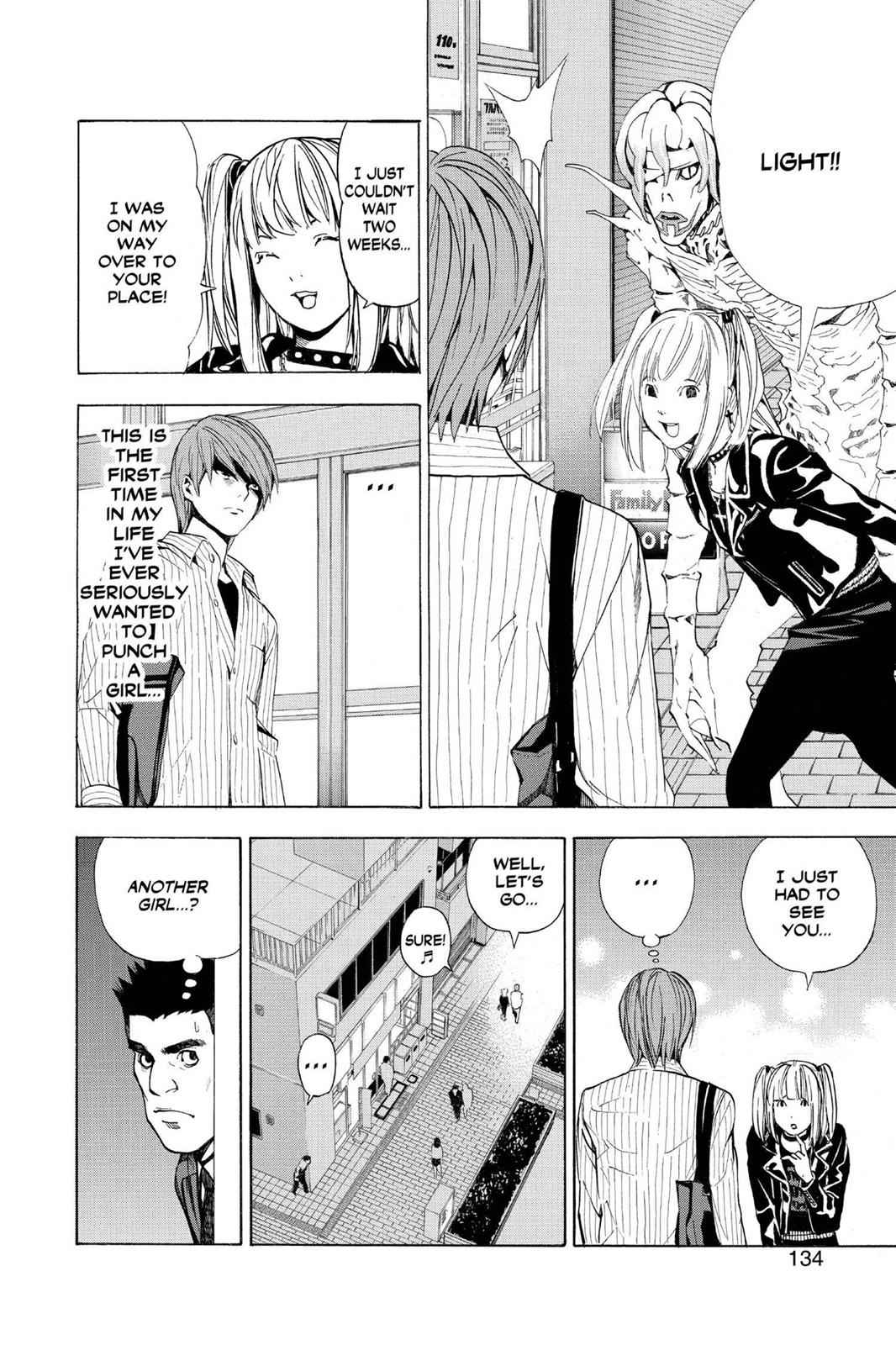 Death Note Chapter 31 Page 16