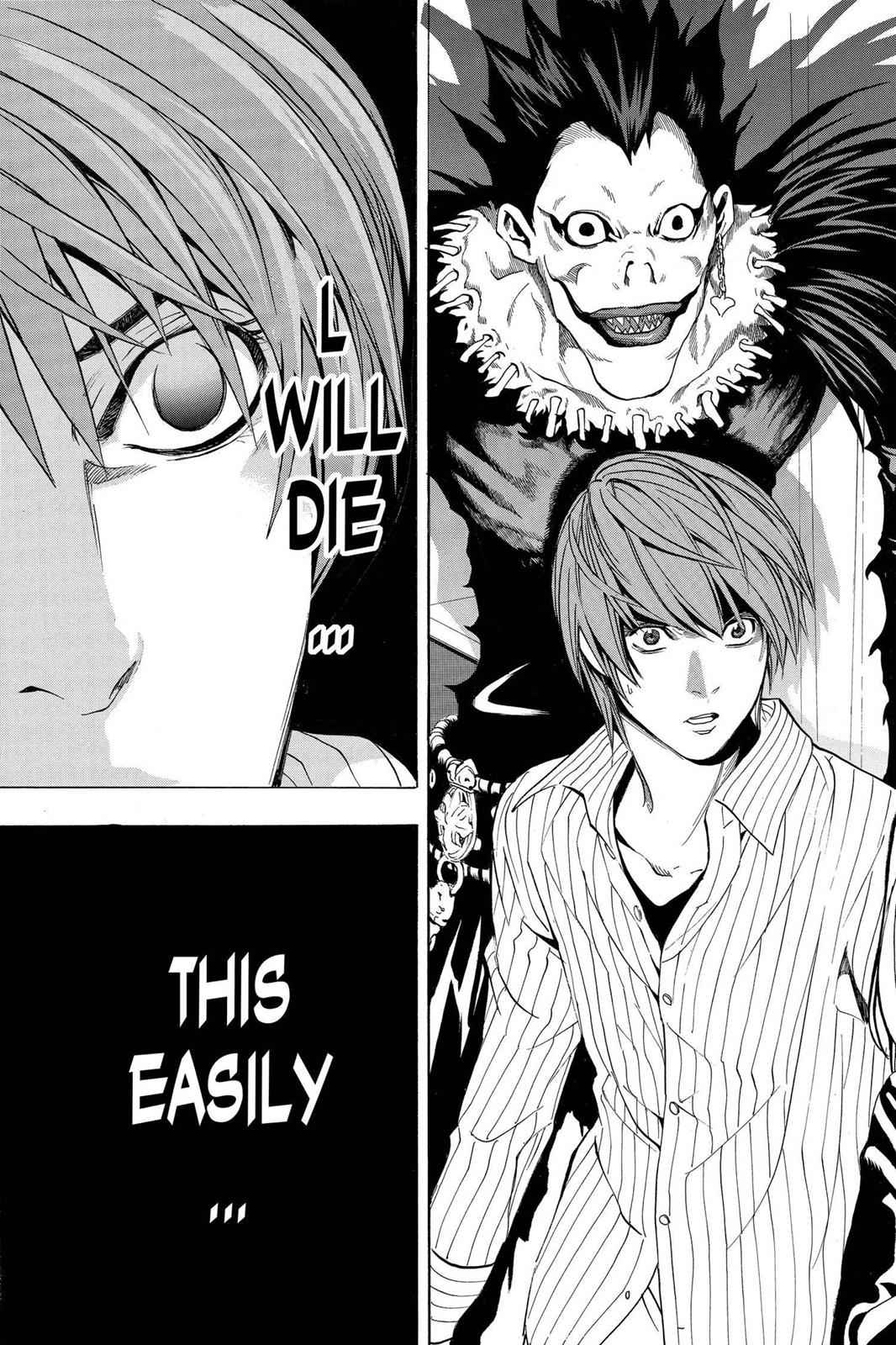 Death Note Chapter 31 Page 21