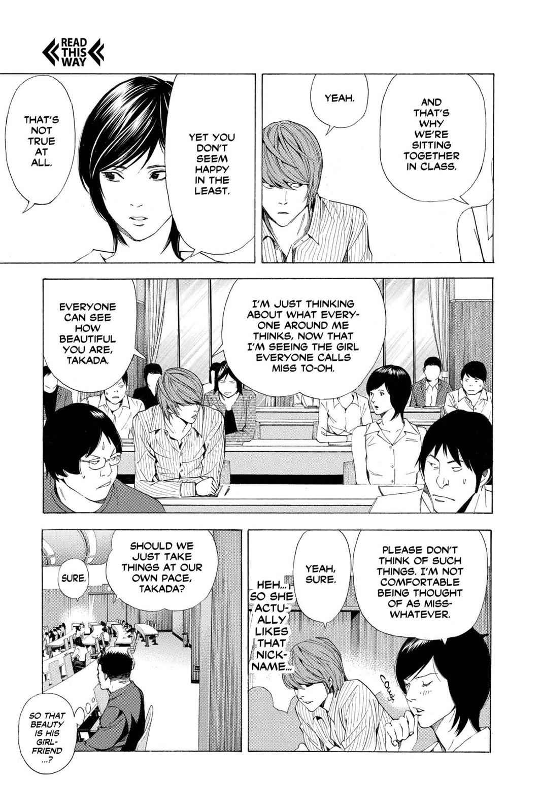 Death Note Chapter 31 Page 7