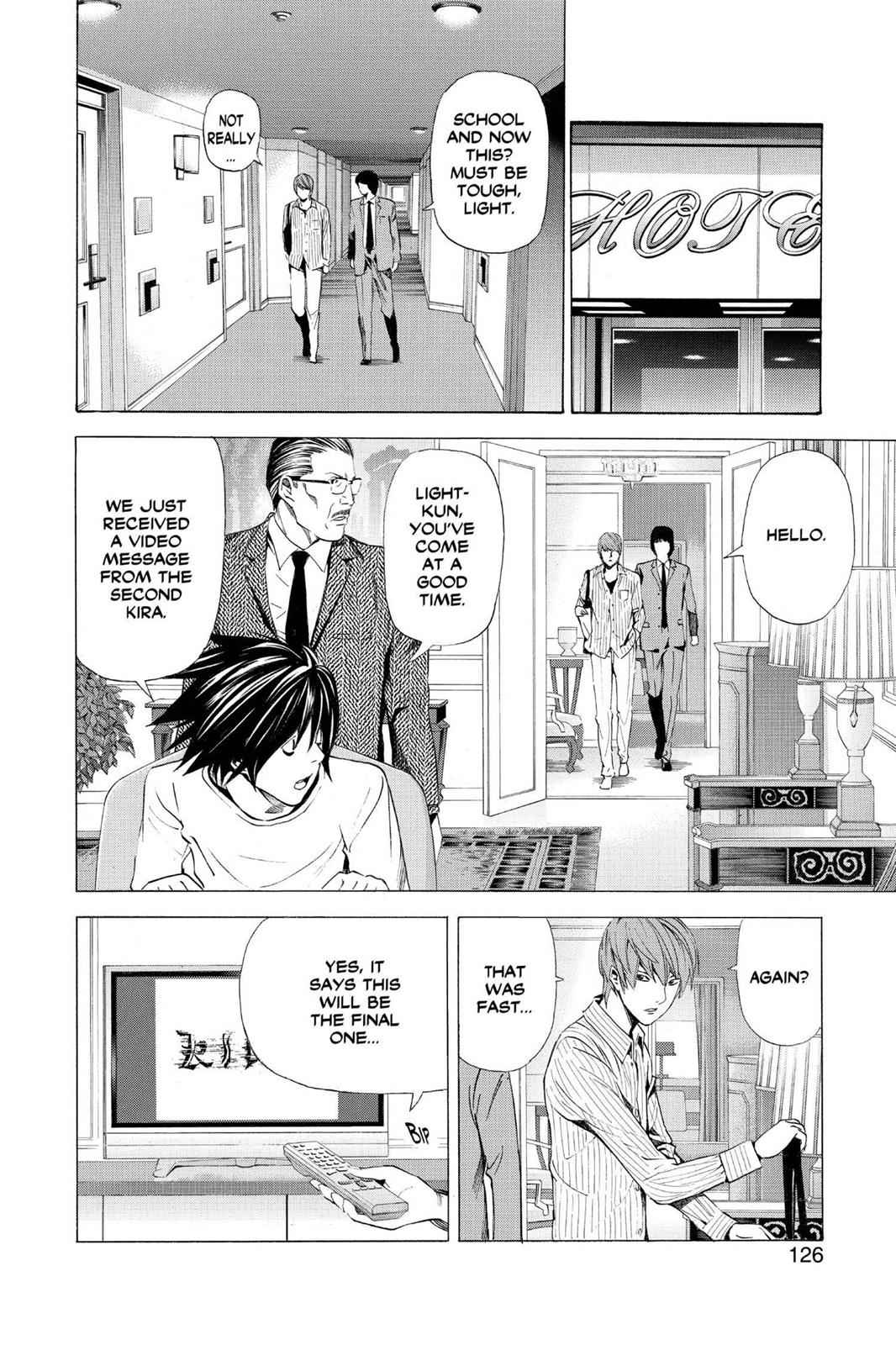 Death Note Chapter 31 Page 8