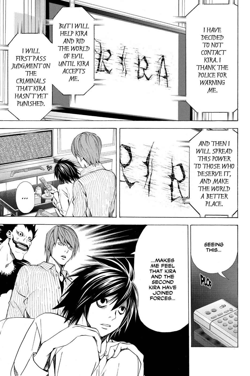 Death Note Chapter 31 Page 9