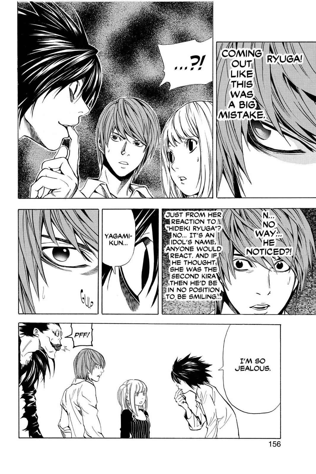 Death Note Chapter 32 Page 16