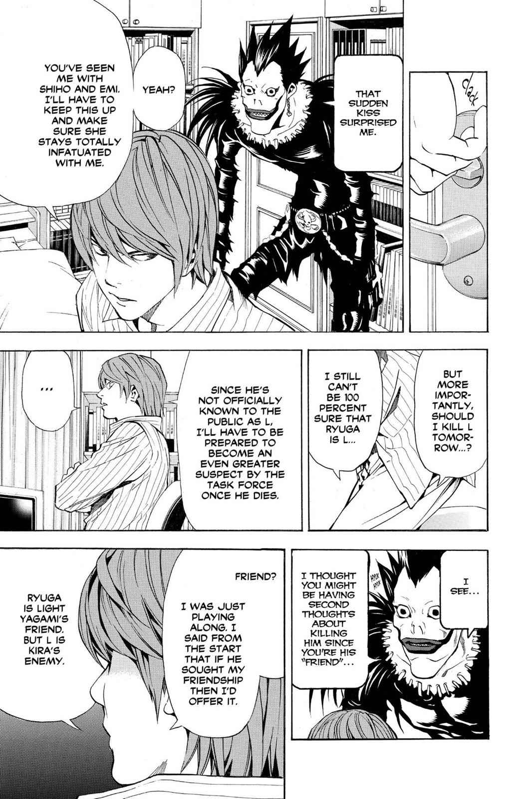 Death Note Chapter 32 Page 5