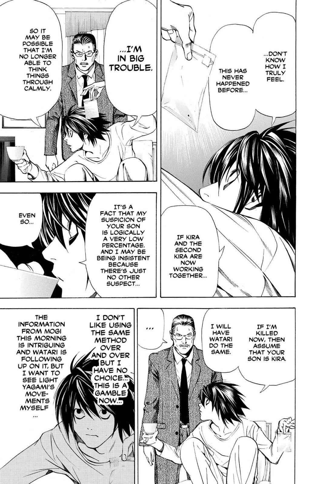 Death Note Chapter 32 Page 9