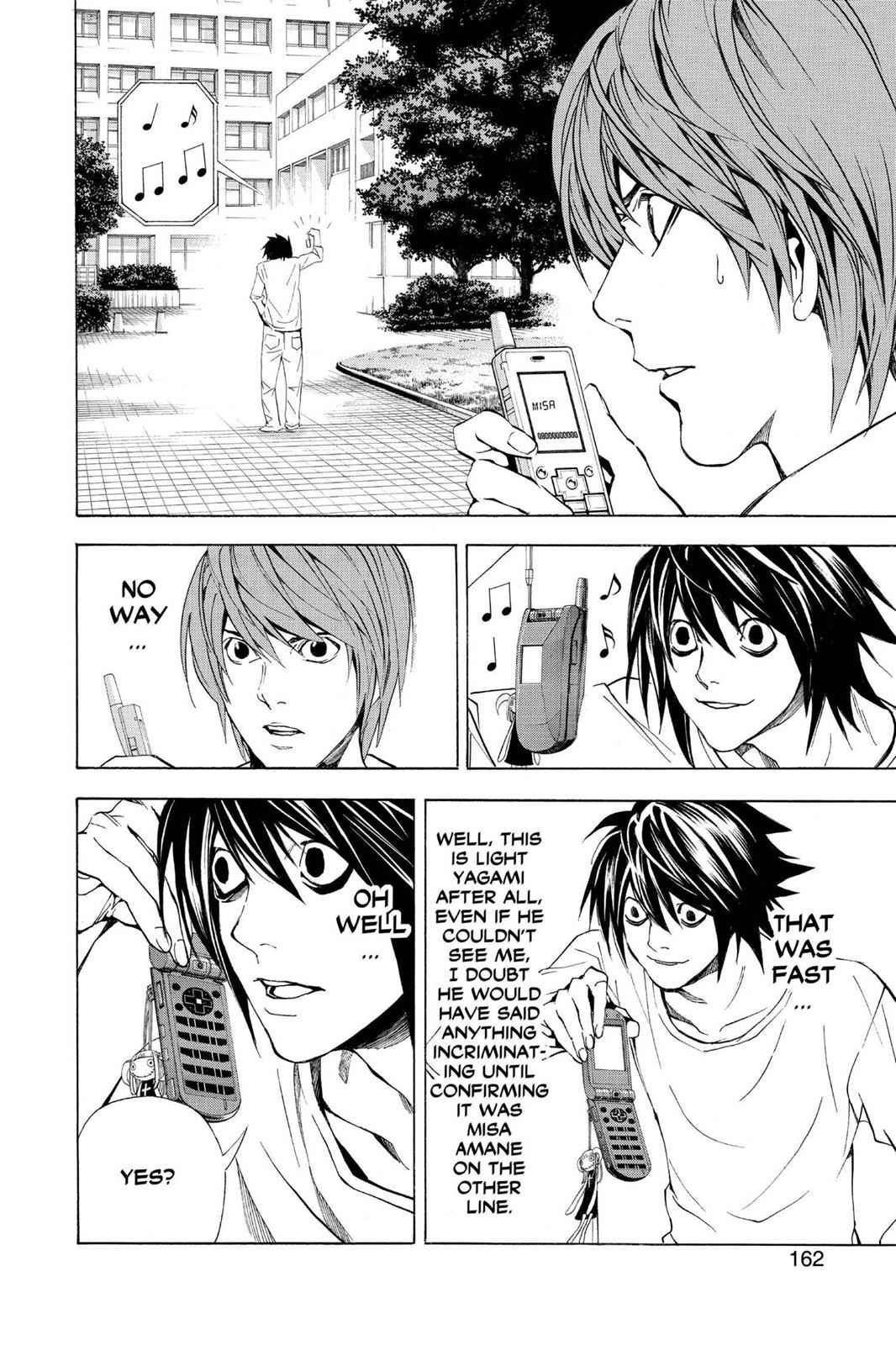 Death Note Chapter 33 Page 2