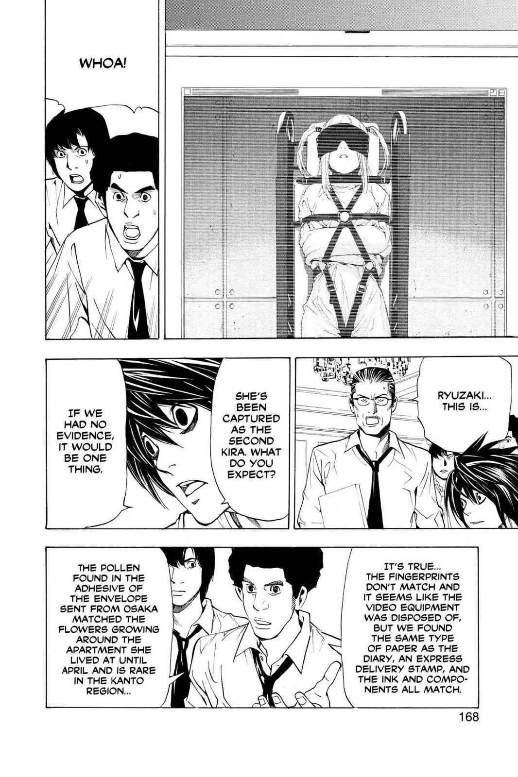 Death Note Chapter 33 Page 8