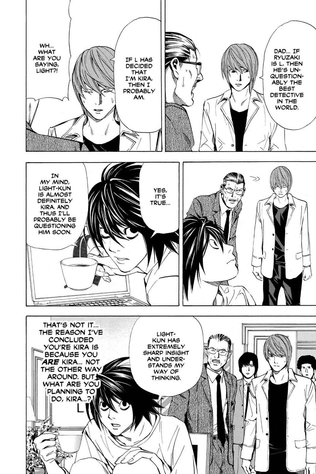 Death Note Chapter 34 Page 12