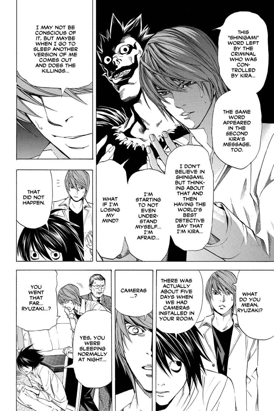 Death Note Chapter 34 Page 14