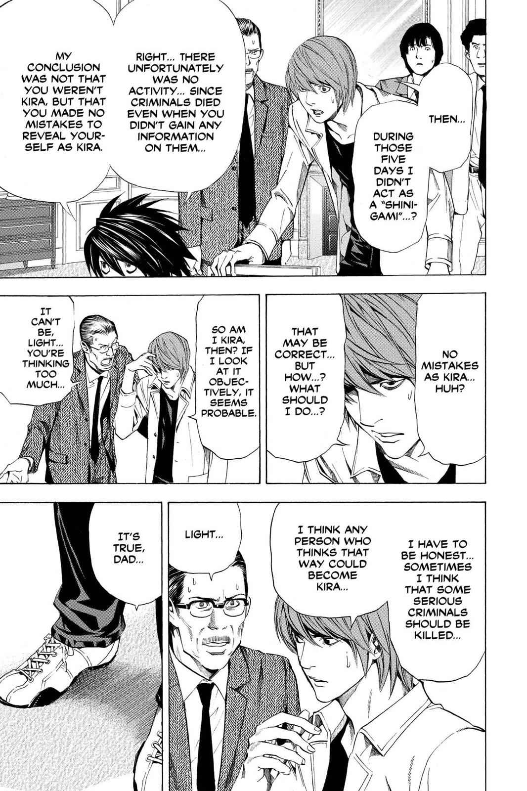 Death Note Chapter 34 Page 15