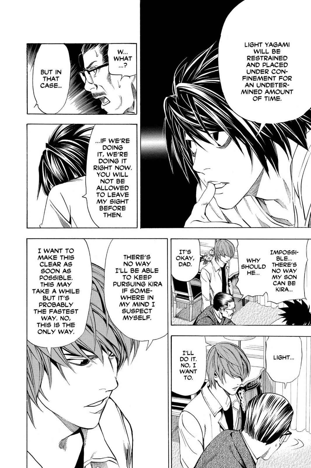 Death Note Chapter 34 Page 18