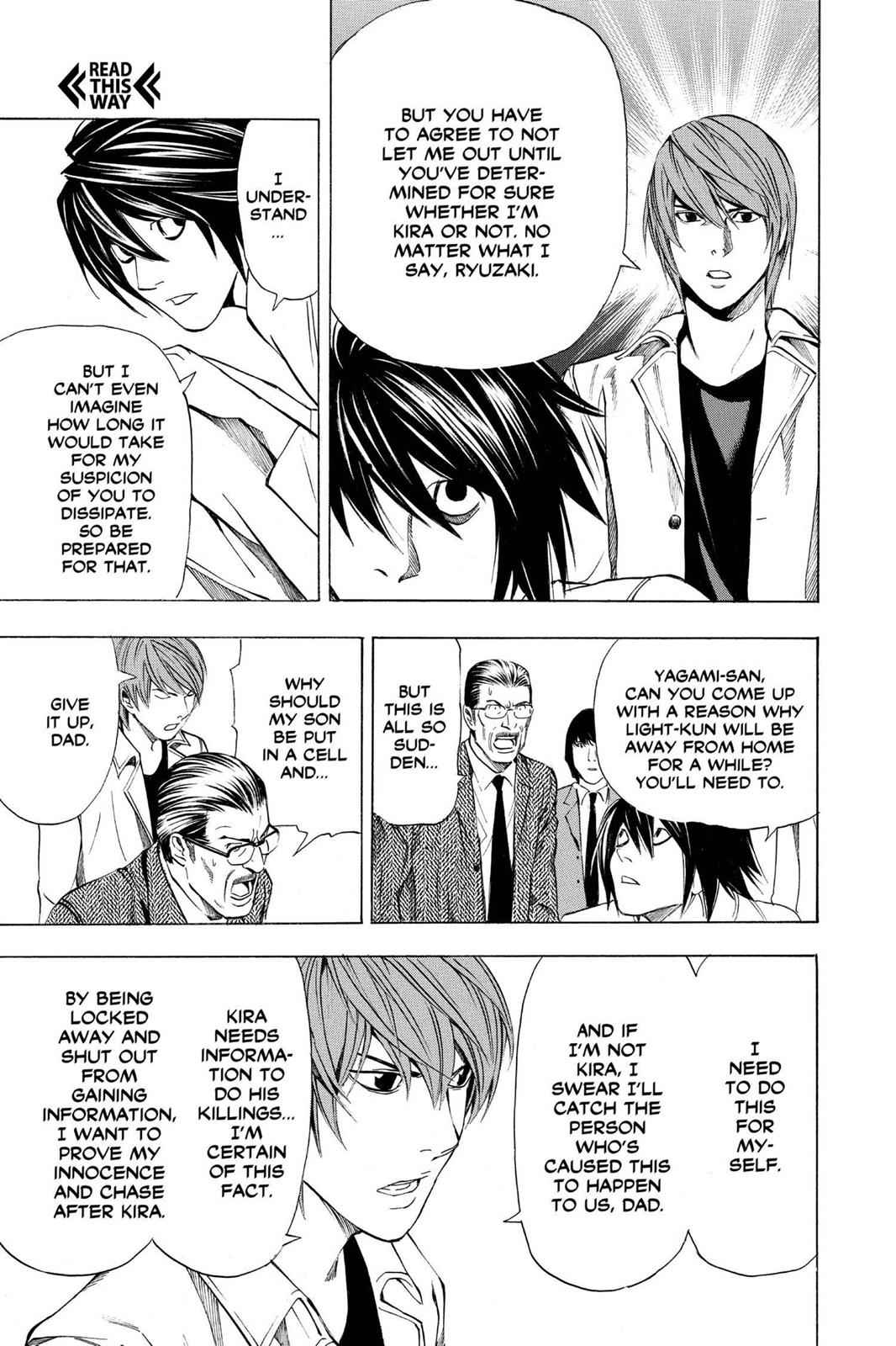 Death Note Chapter 34 Page 19