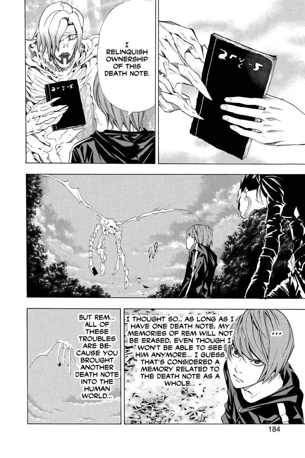 Death Note Chapter 34 Page 2