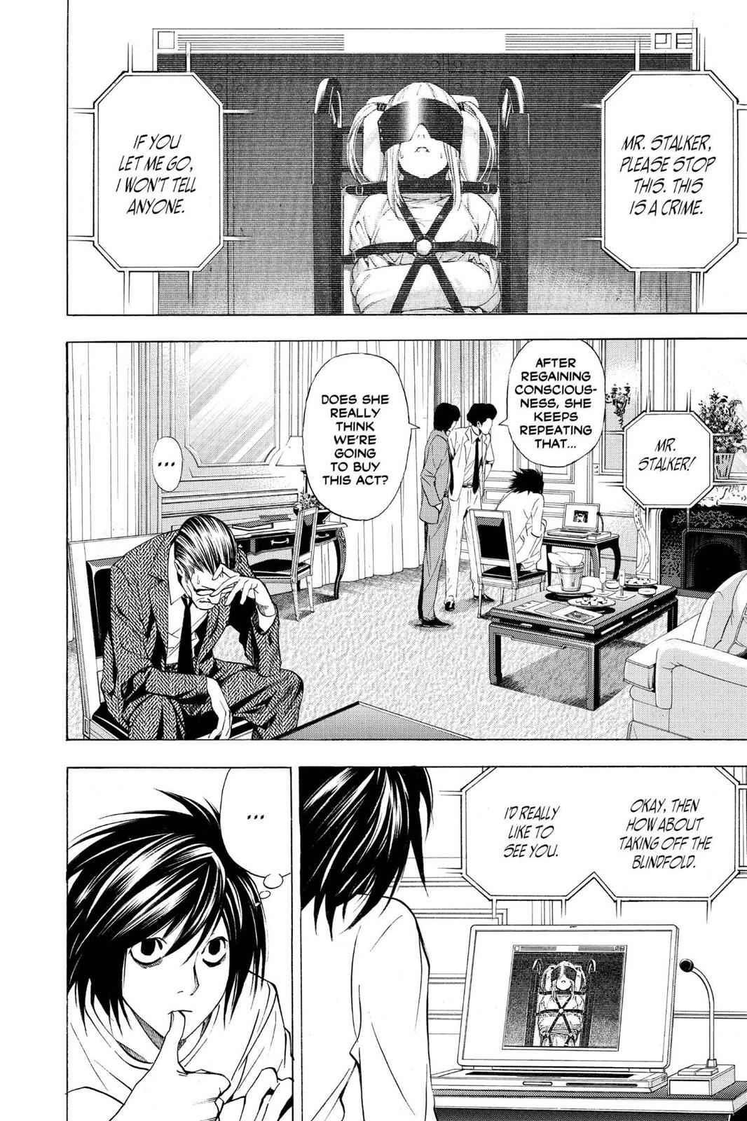 Death Note Chapter 34 Page 4