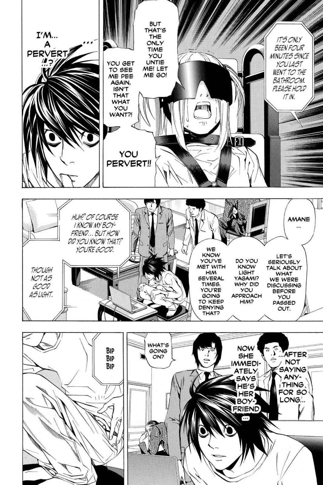 Death Note Chapter 34 Page 8