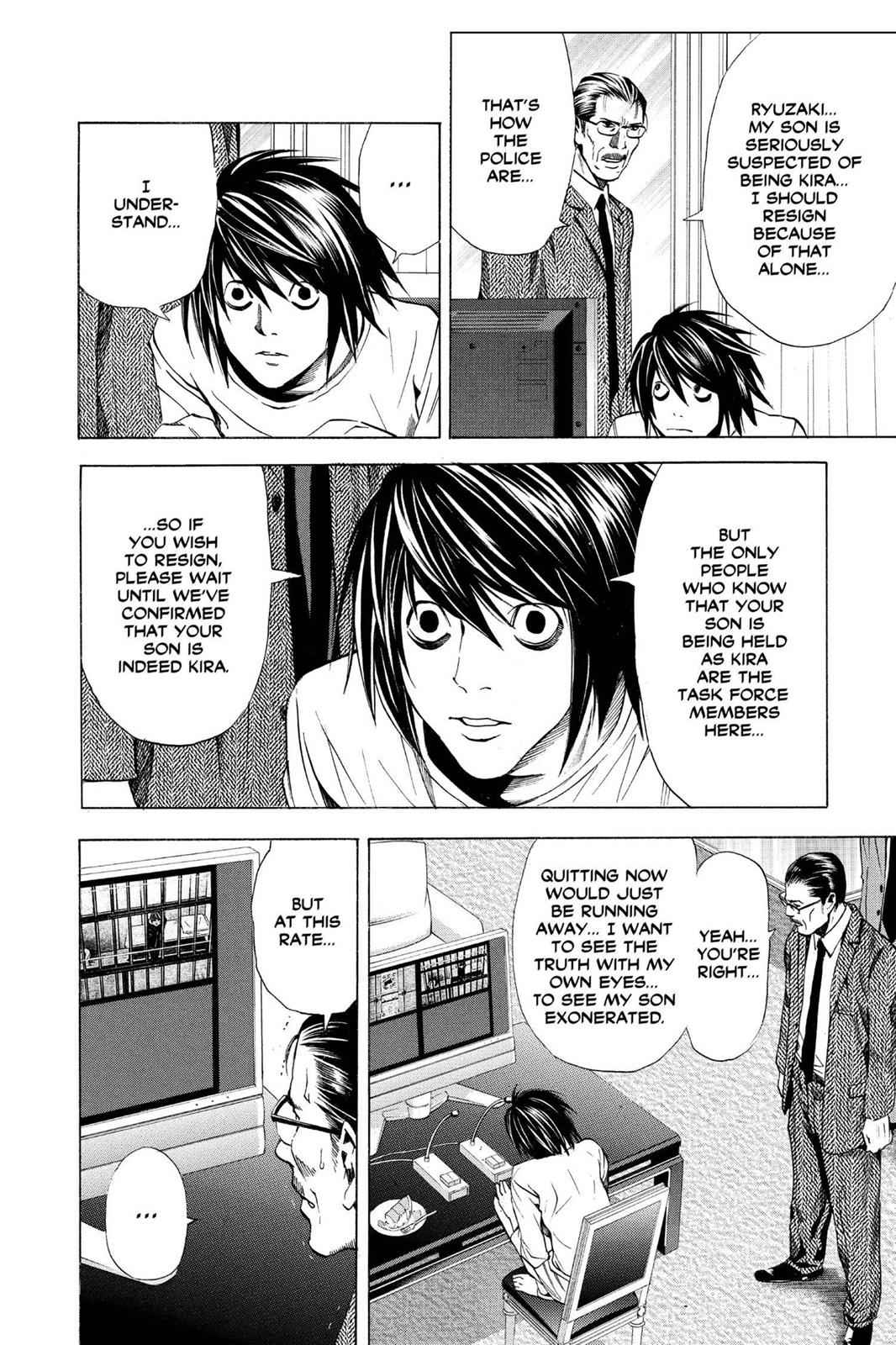 Death Note Chapter 35 Page 11