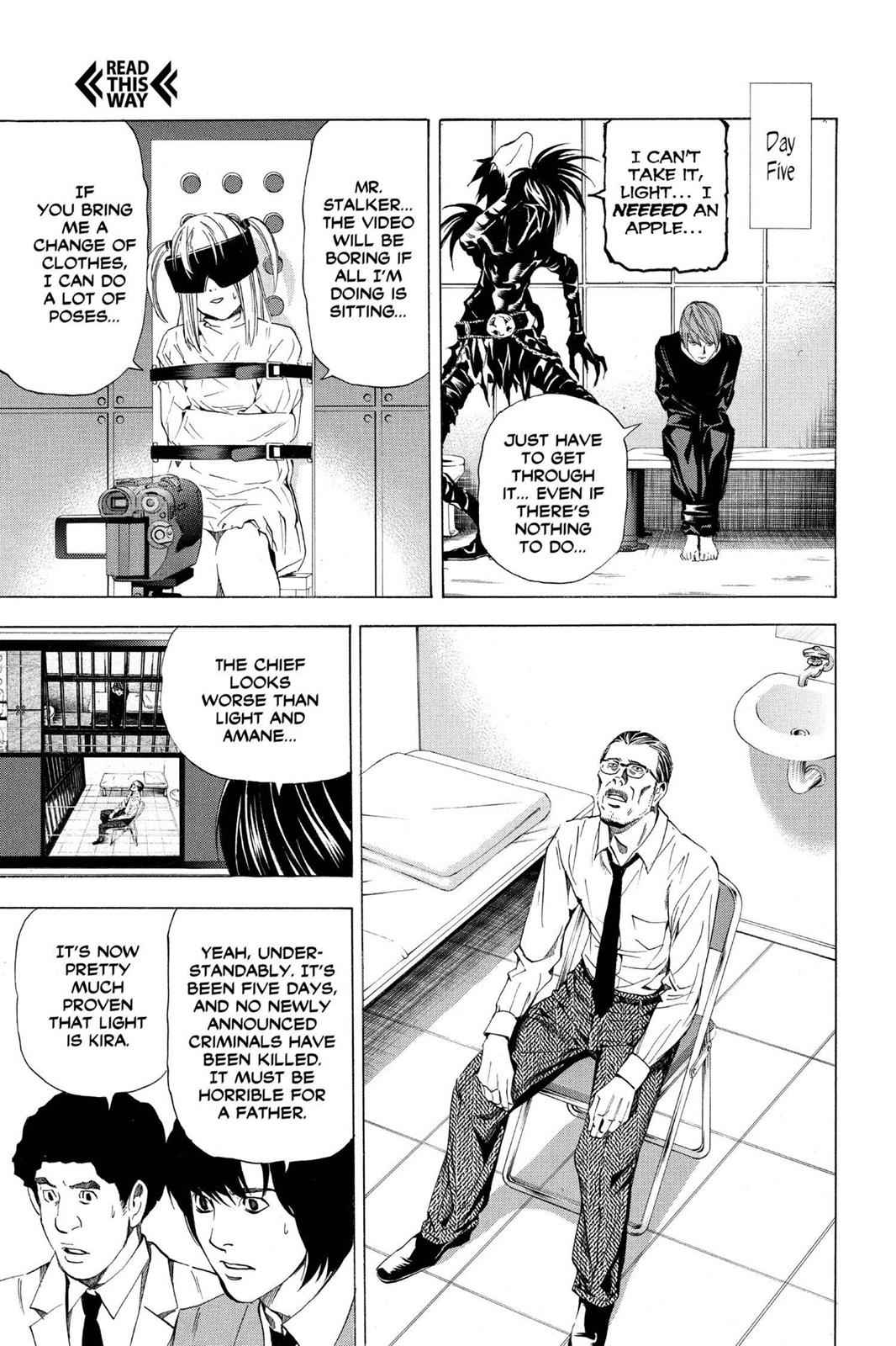Death Note Chapter 35 Page 16