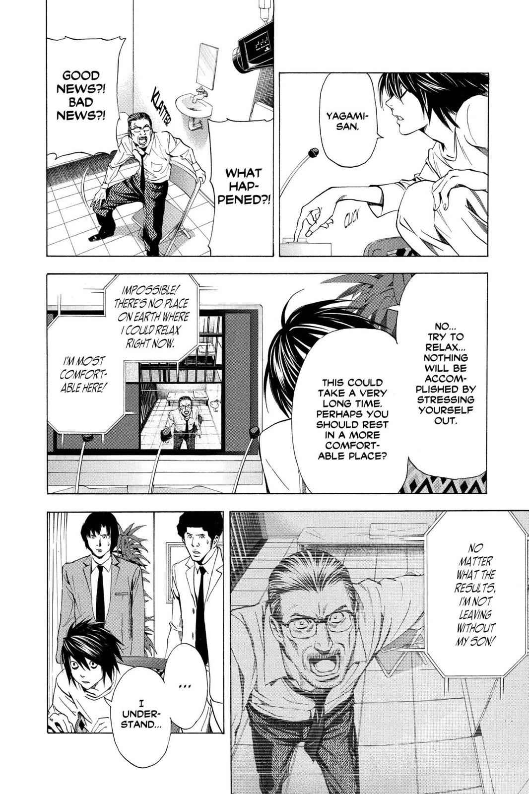 Death Note Chapter 35 Page 17