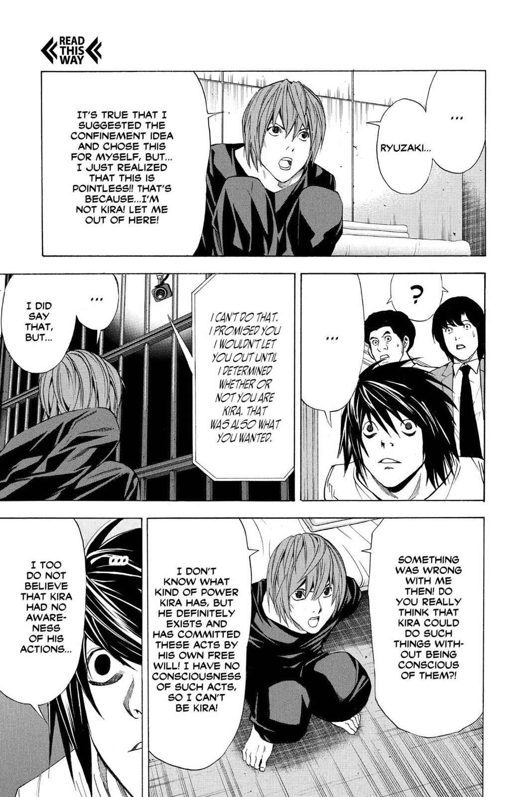 Death Note Chapter 35 Page 20