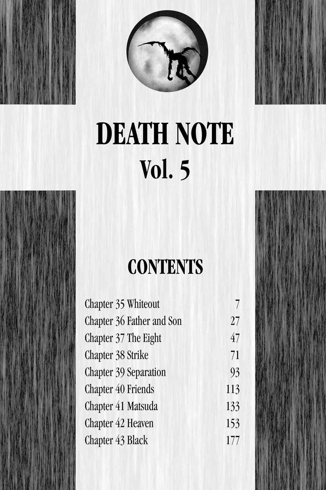 Death Note Chapter 35 Page 7