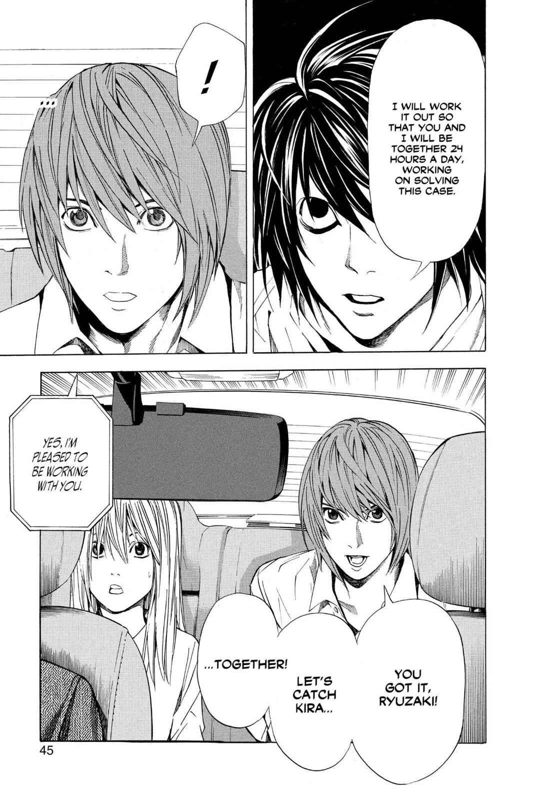 Death Note Chapter 36 Page 19