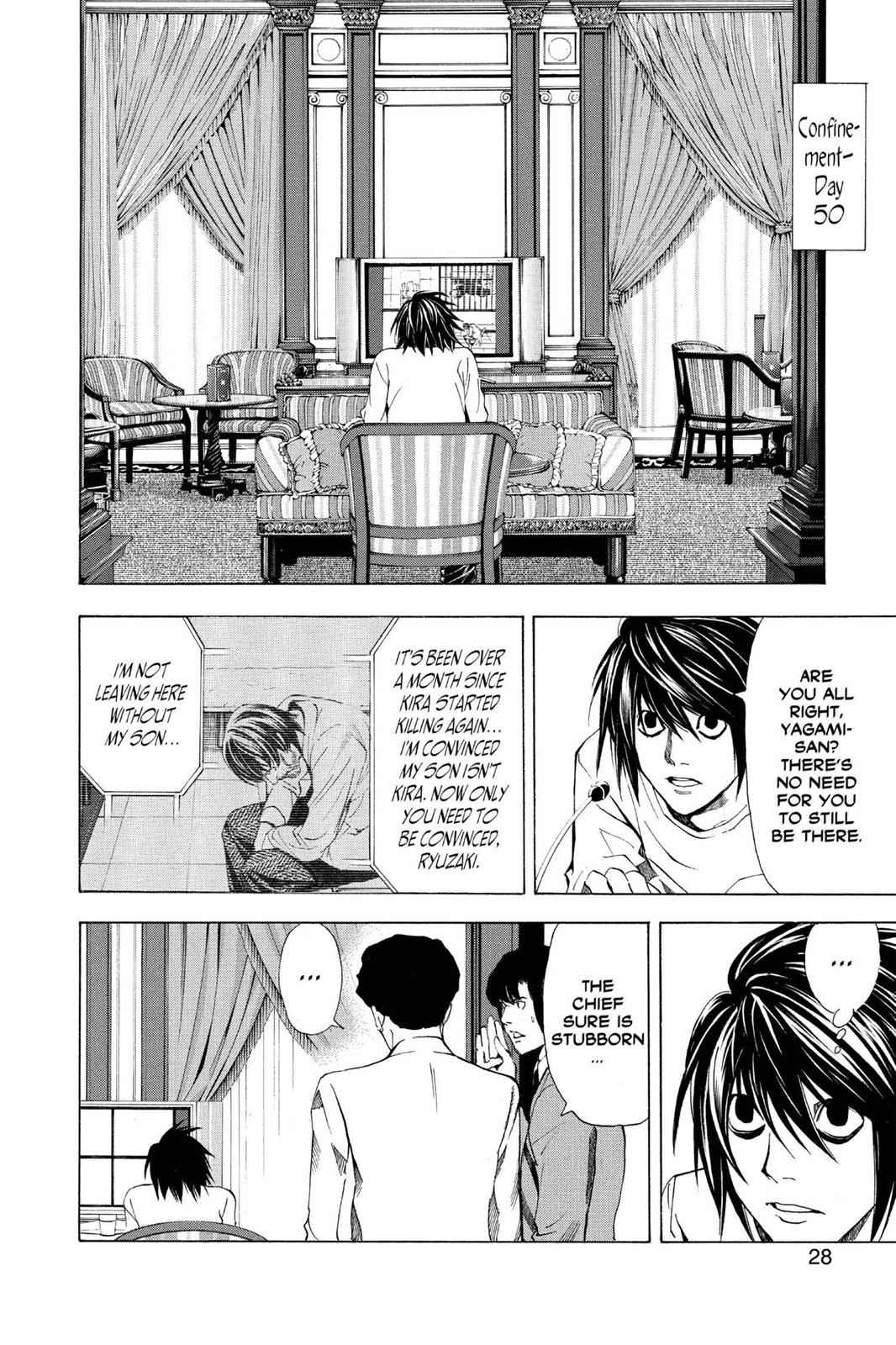 Death Note Chapter 36 Page 2