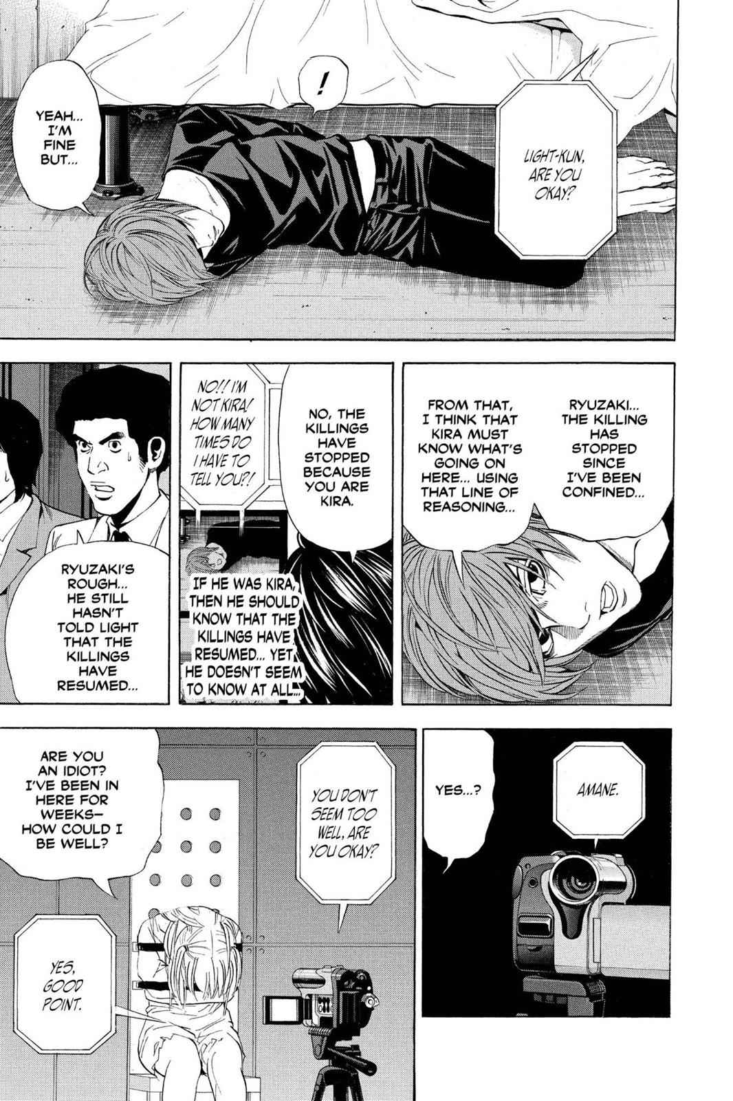 Death Note Chapter 36 Page 3