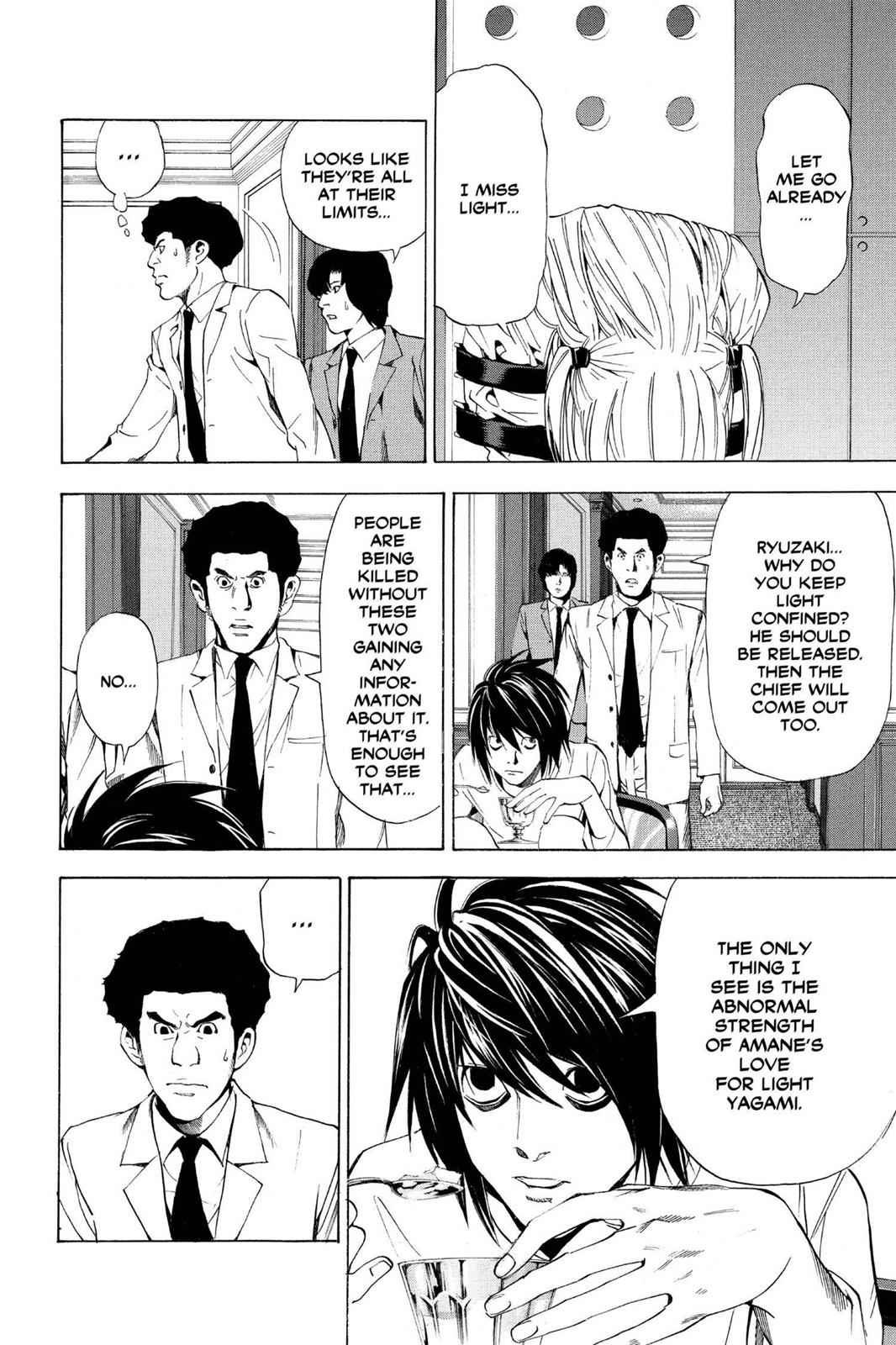 Death Note Chapter 36 Page 4