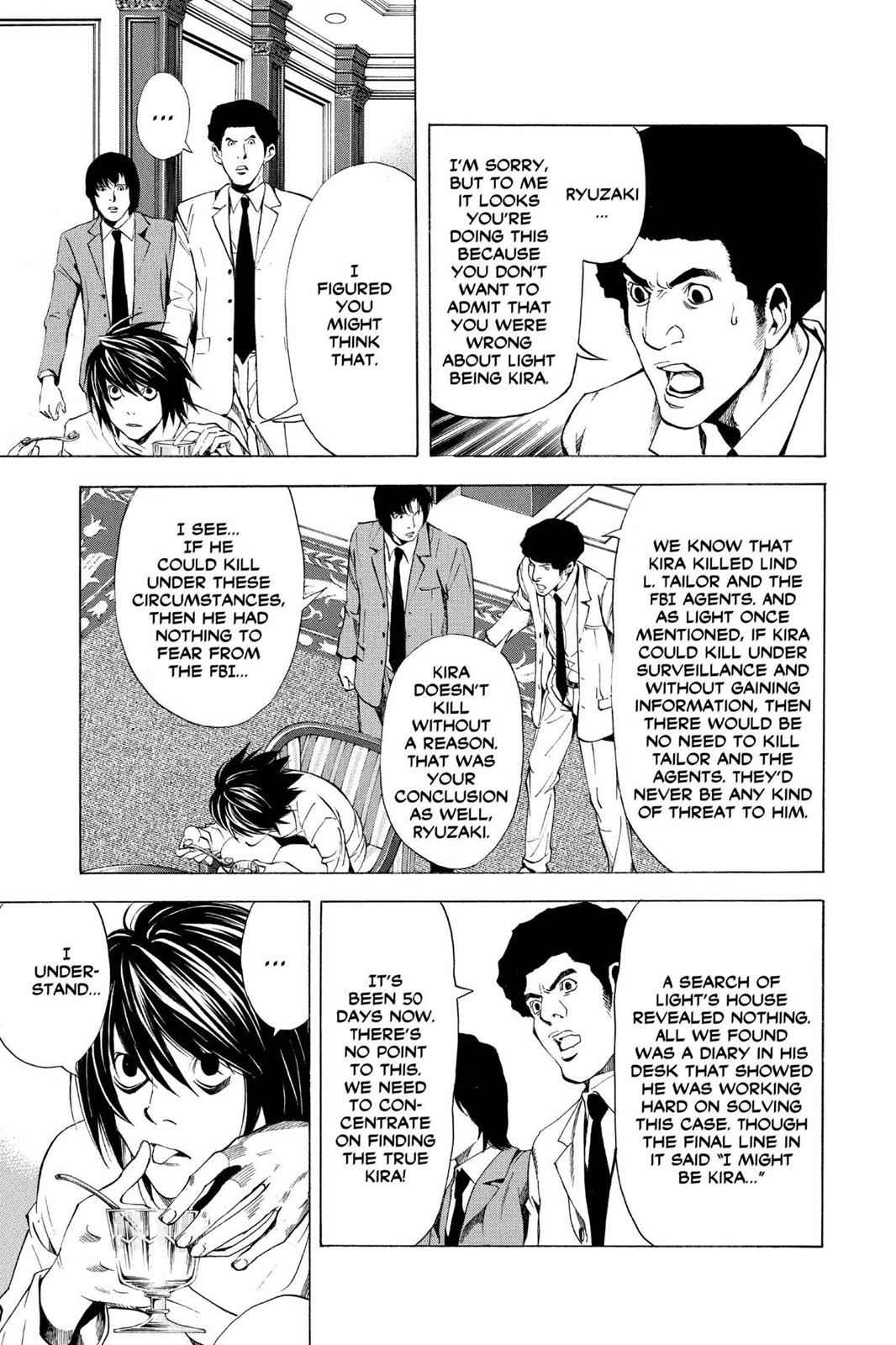 Death Note Chapter 36 Page 5