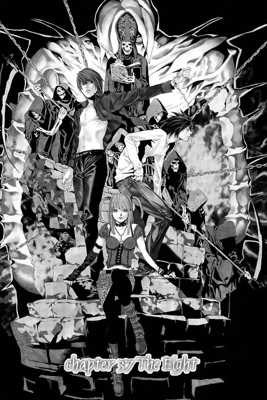 Death Note Chapter 37 Page 1