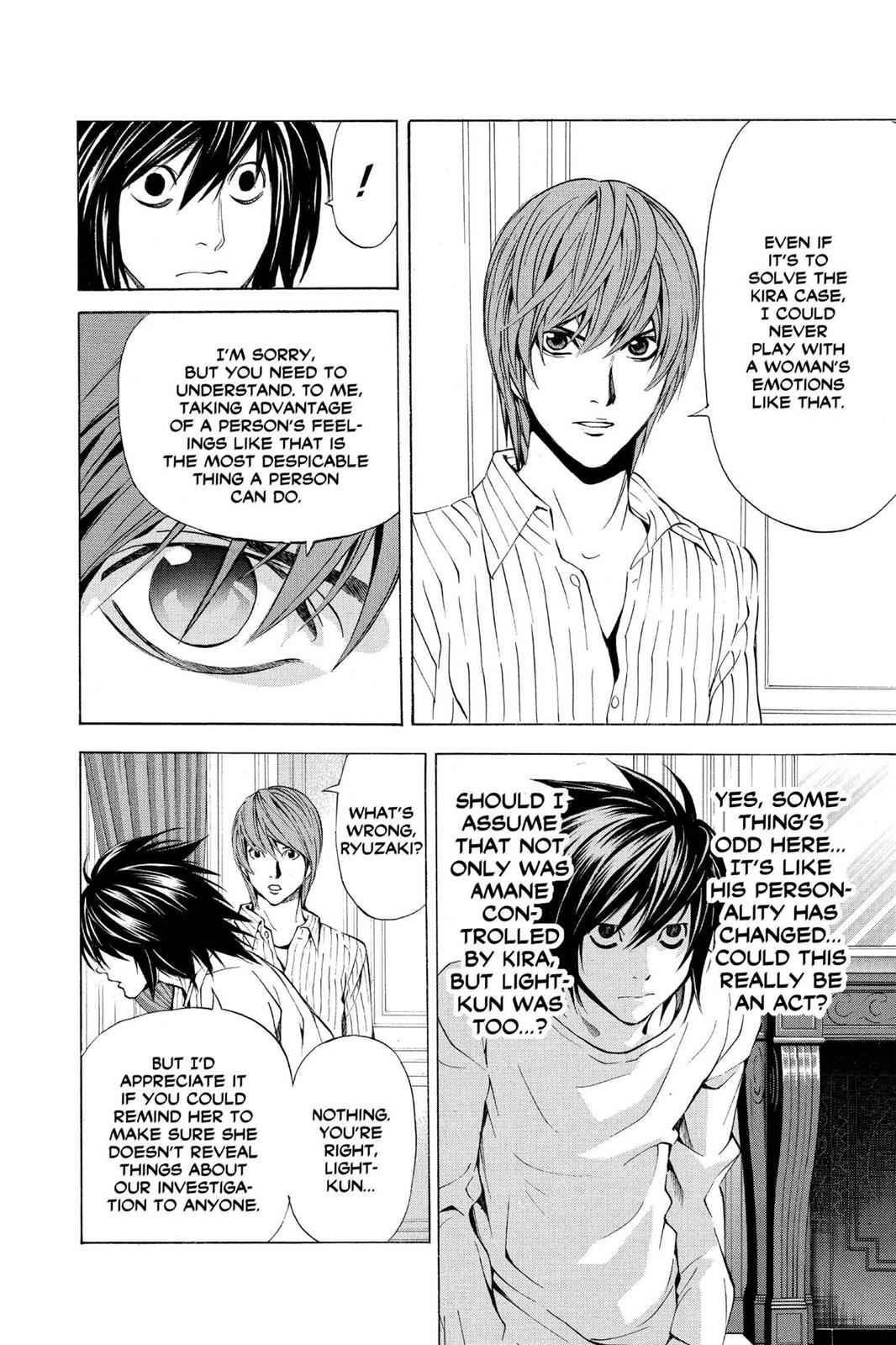 Death Note Chapter 37 Page 11