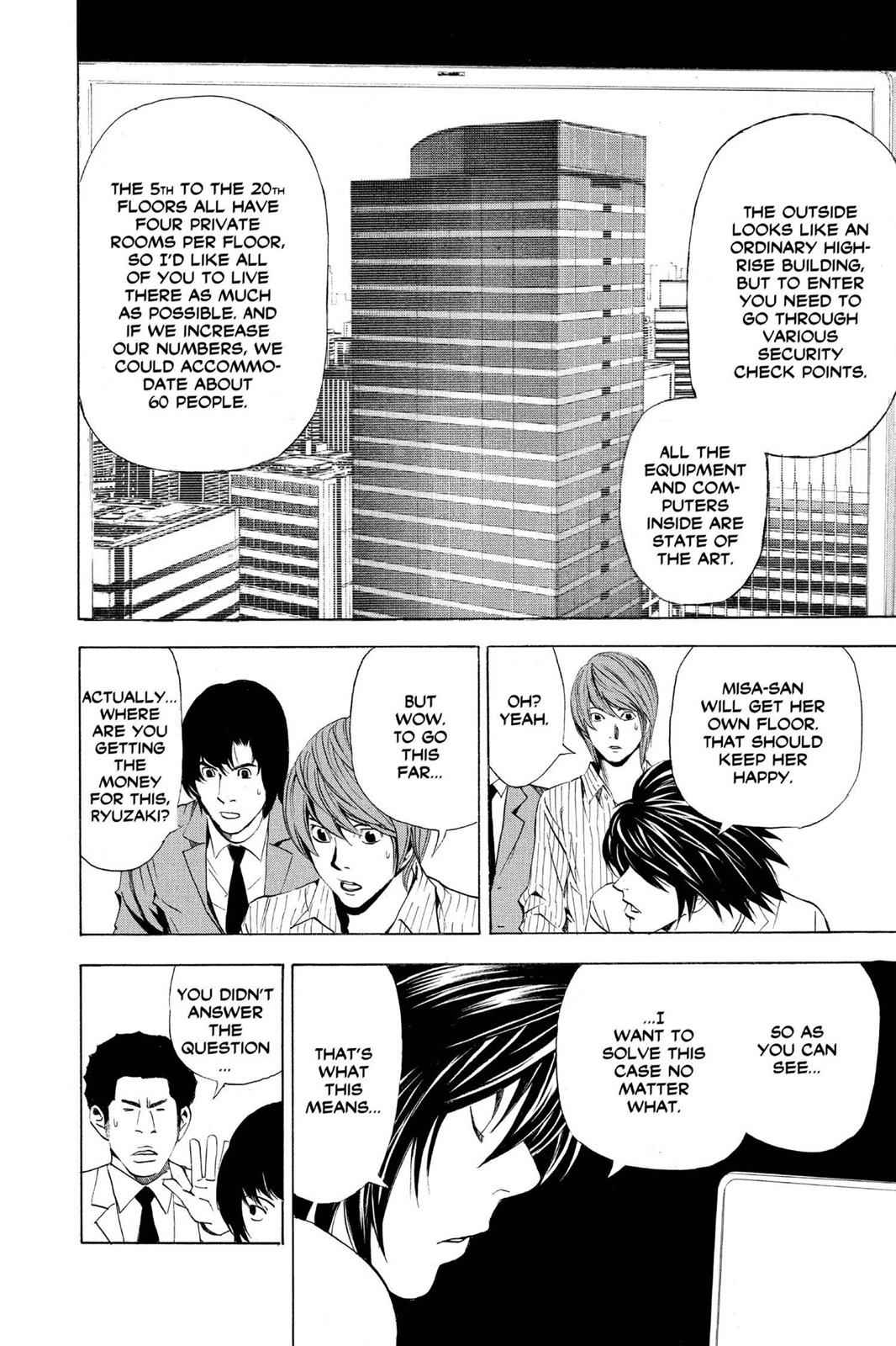 Death Note Chapter 37 Page 13