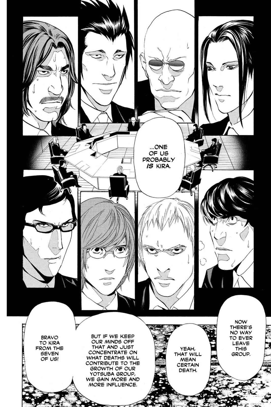 Death Note Chapter 37 Page 19