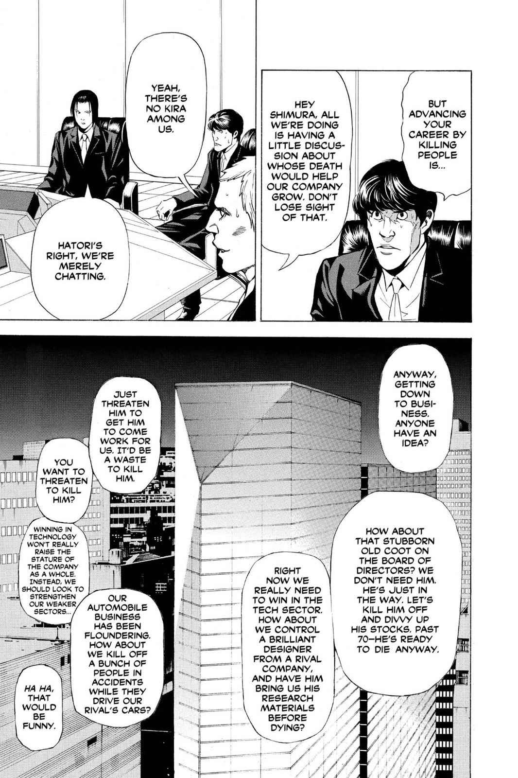 Death Note Chapter 37 Page 20