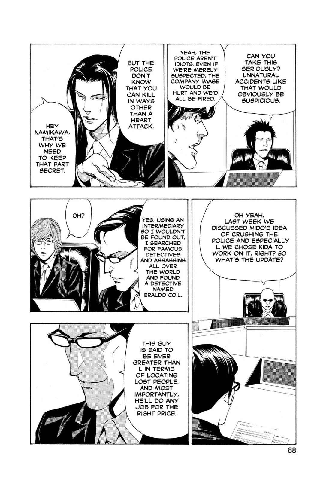 Death Note Chapter 37 Page 21