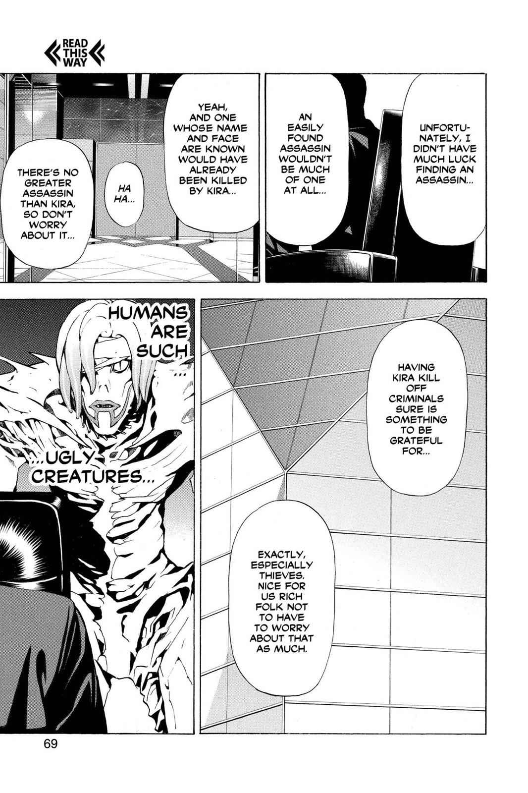 Death Note Chapter 37 Page 22