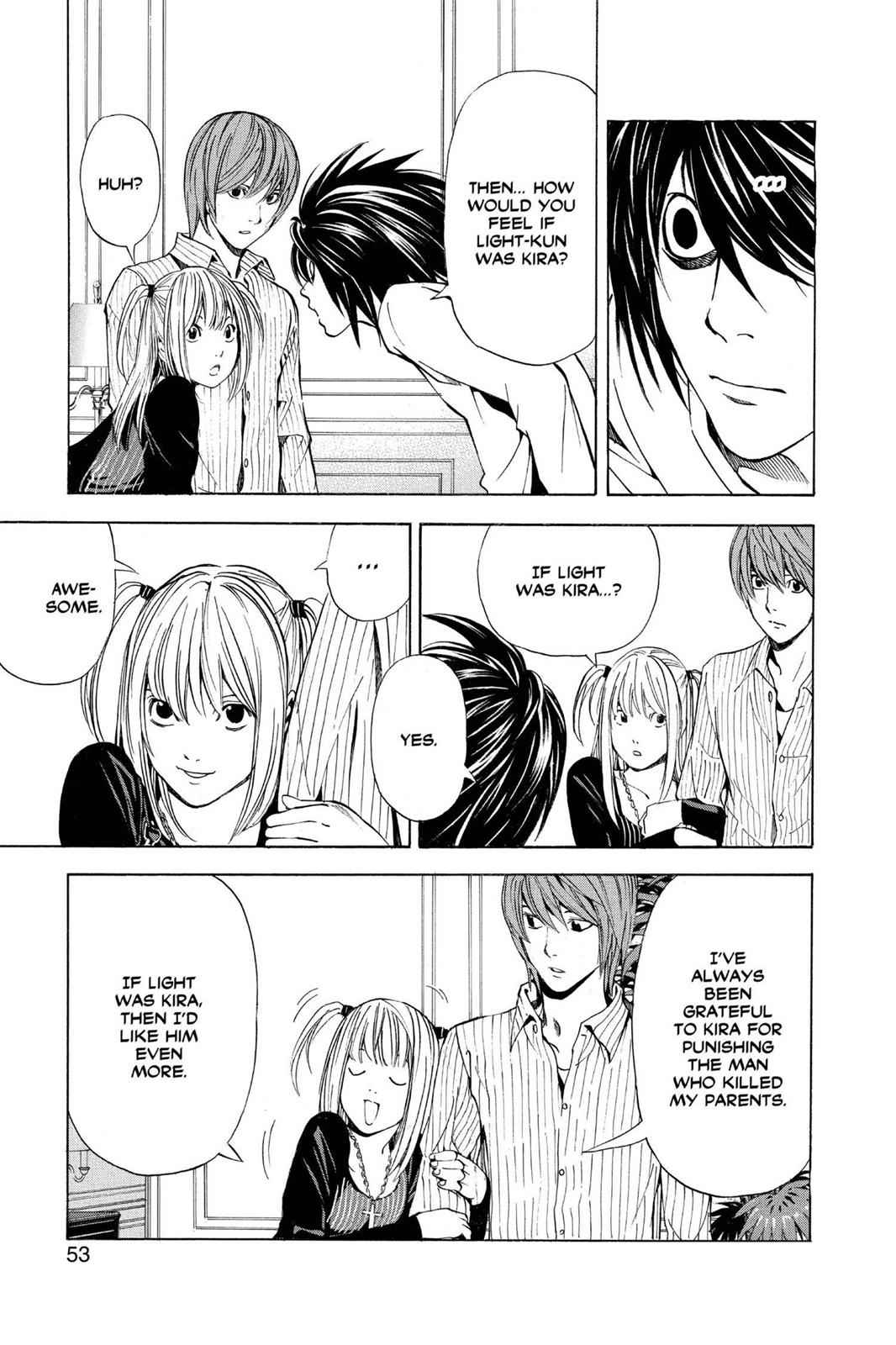 Death Note Chapter 37 Page 6