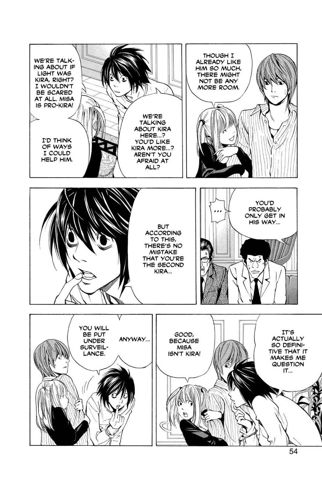 Death Note Chapter 37 Page 7