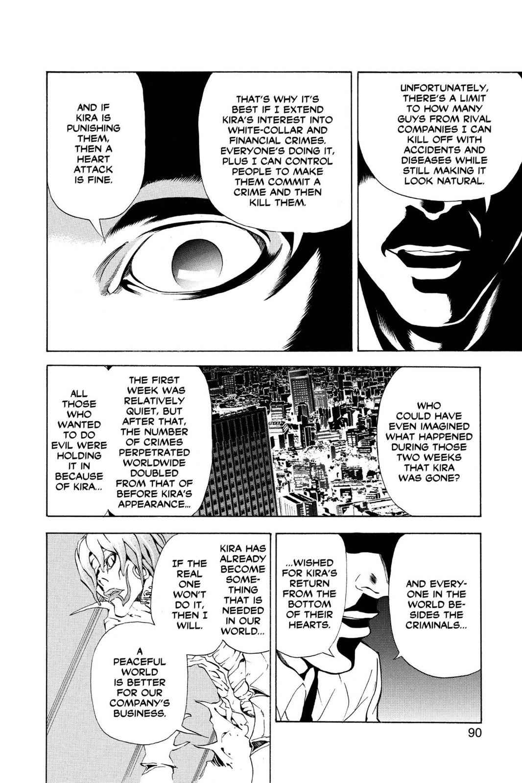 Death Note Chapter 38 Page 20