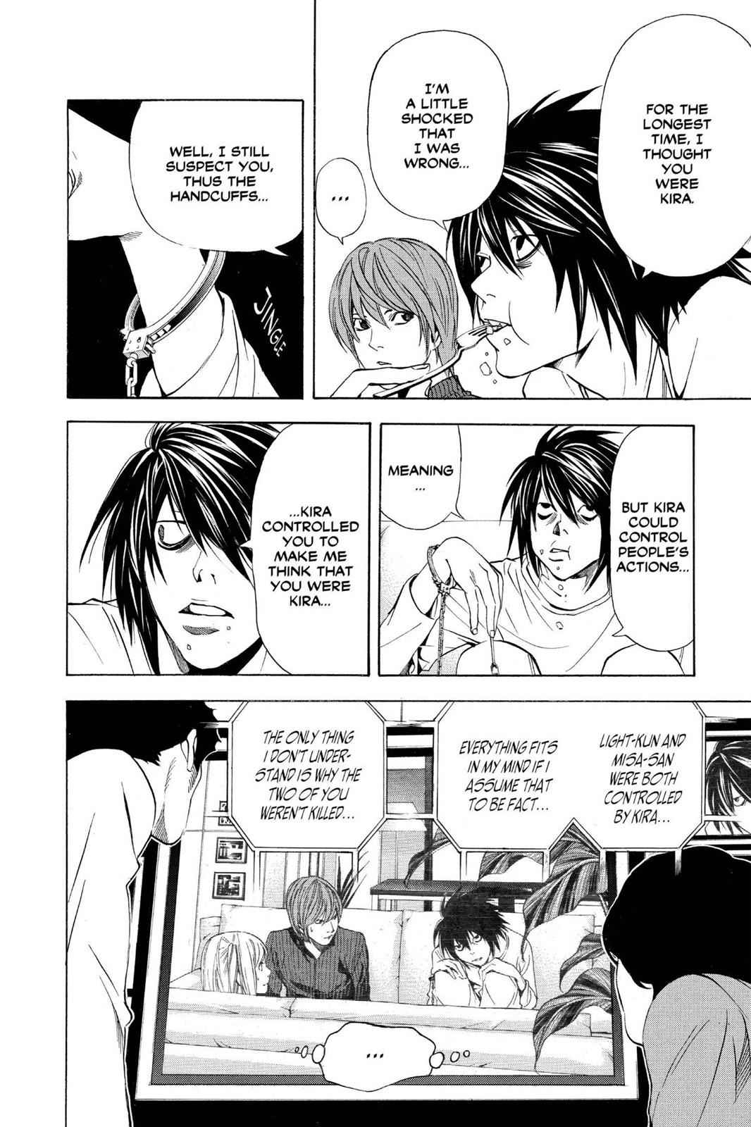 Death Note Chapter 38 Page 8