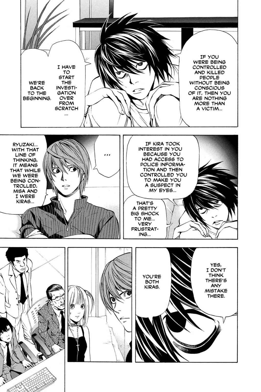 Death Note Chapter 38 Page 9