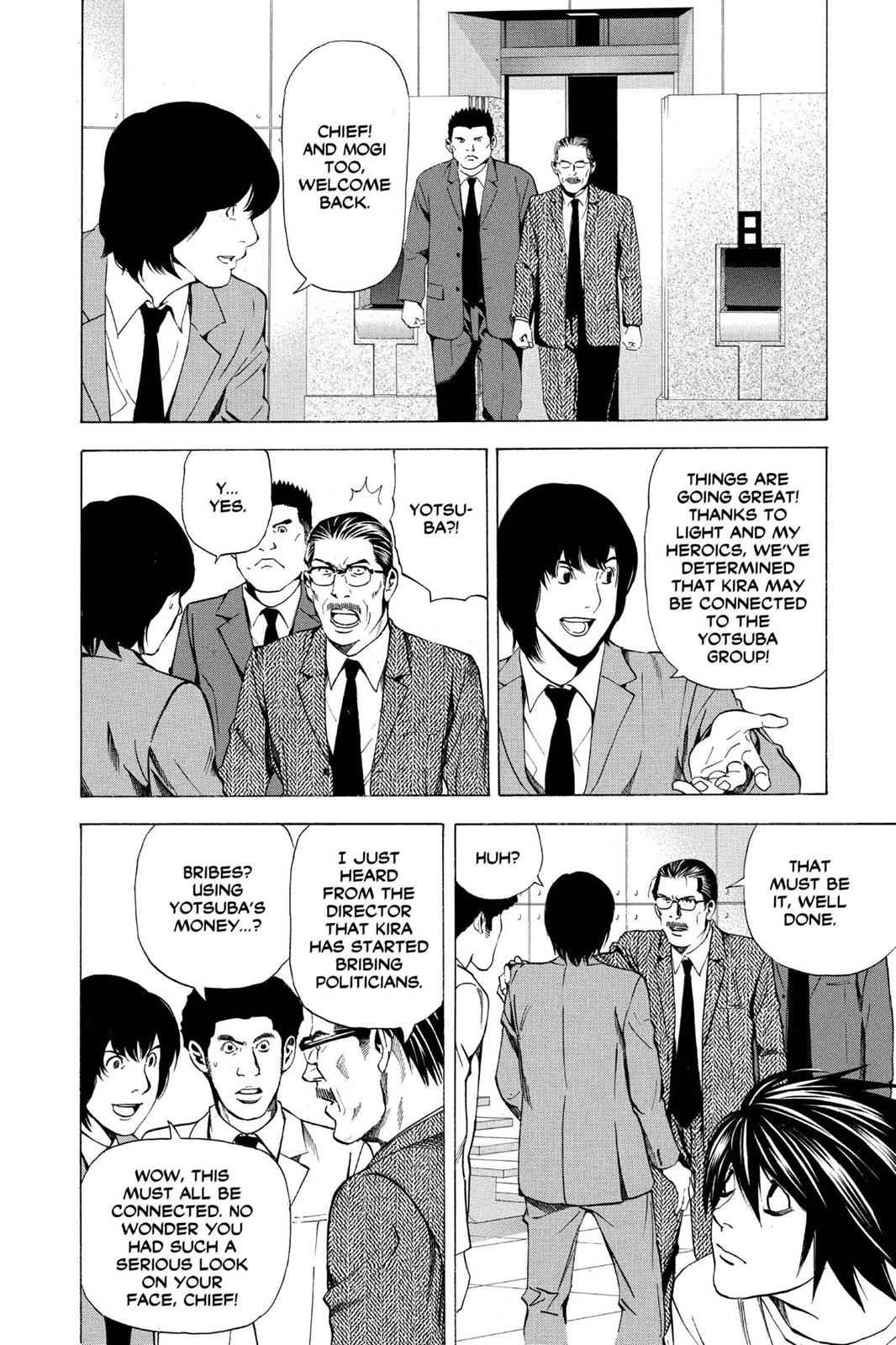 Death Note Chapter 39 Page 16