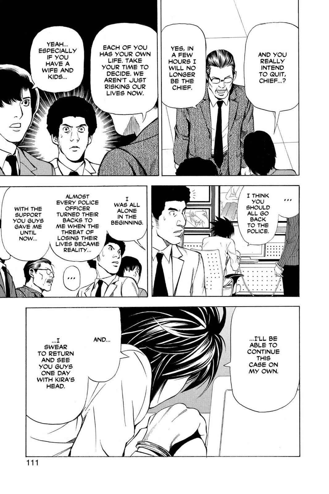 Death Note Chapter 39 Page 19