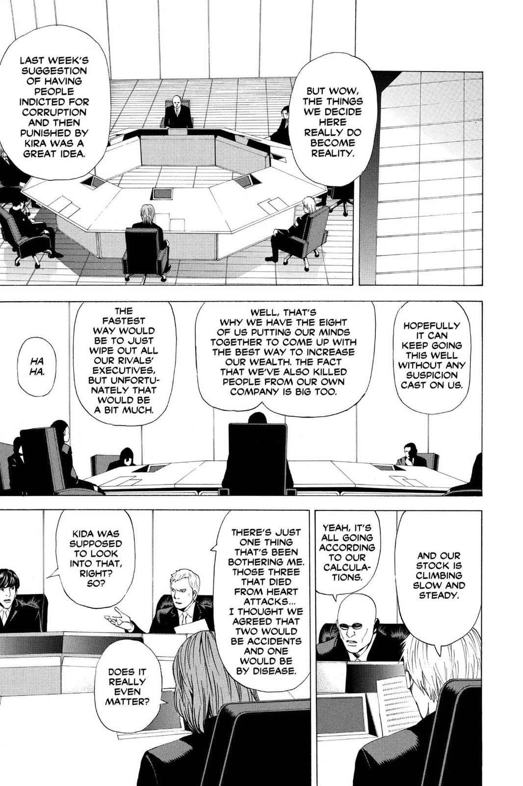 Death Note Chapter 39 Page 5