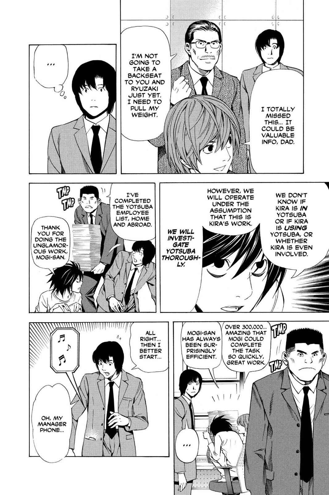 Death Note Chapter 40 Page 14