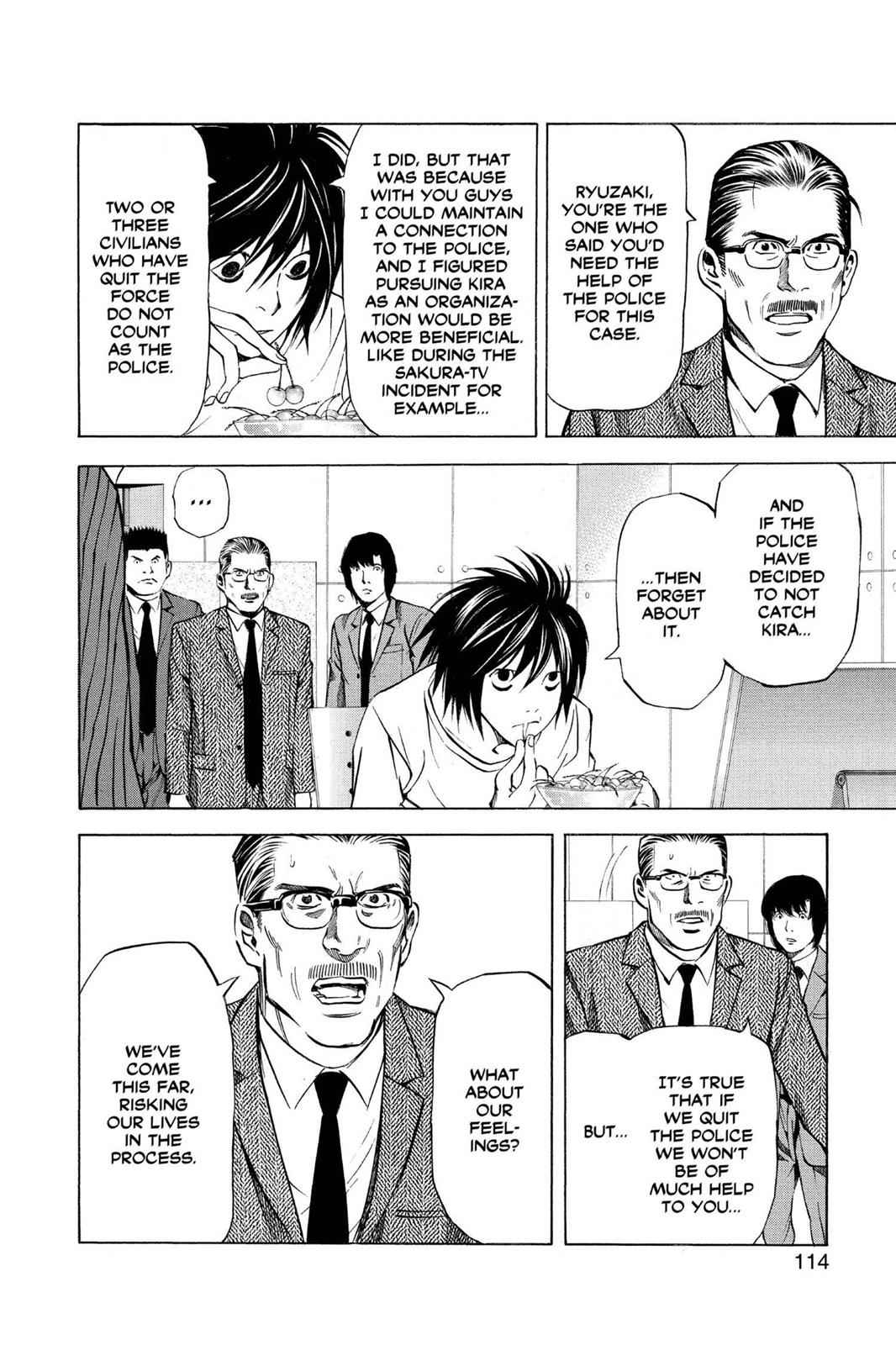Death Note Chapter 40 Page 2
