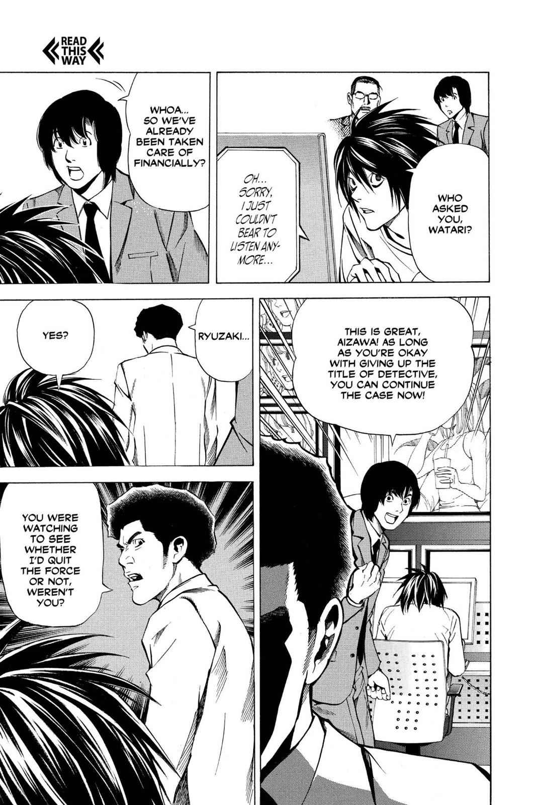 Death Note Chapter 40 Page 9