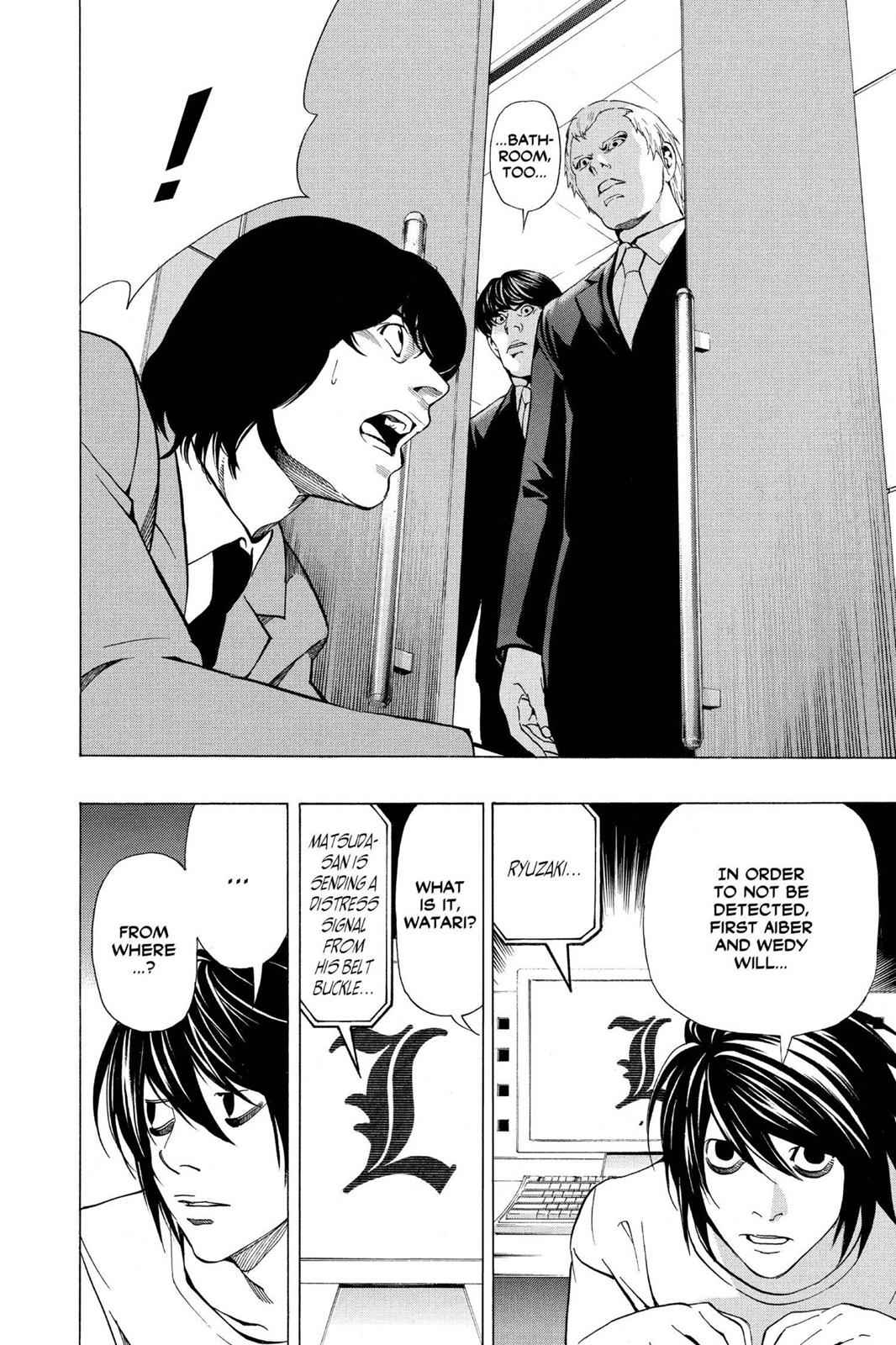 Death Note Chapter 41 Page 18